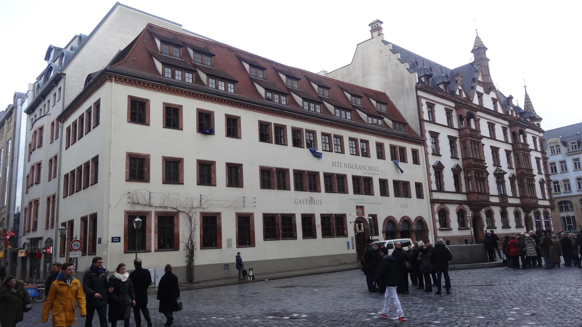 Old St. Nicholas's School